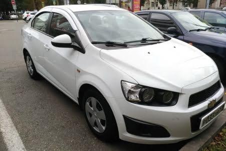 Срочный выкуп Chevrolet Aveo в Краснодаре