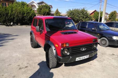 Срочный выкуп ВАЗ 21213 в Краснодаре