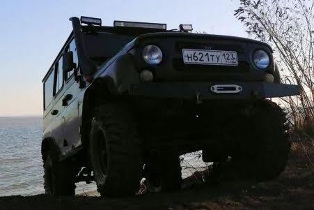 Срочный выкуп УАЗ 469 в Краснодаре