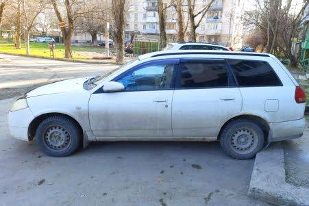 Срочный выкуп Nissan Wingroad в Краснодаре