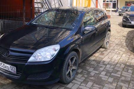 Срочный выкуп  Opel Astra в Краснодаре